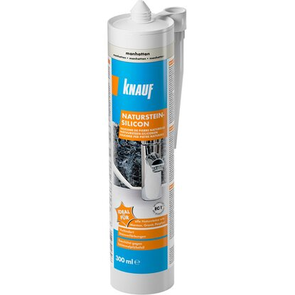 Knauf Naturstein Silicon Manhatten 300 ml