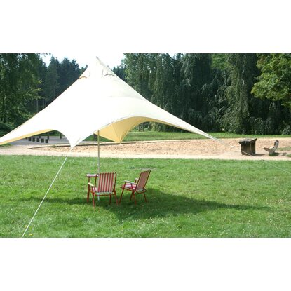 floracord camping pyramiden sonnensegel sand 400 cm x 400 cm kaufen bei obi. Black Bedroom Furniture Sets. Home Design Ideas