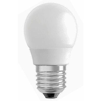 osram energiesparlampe tropfenform e27 6 w 230 lm warmwei eek a kaufen bei obi. Black Bedroom Furniture Sets. Home Design Ideas