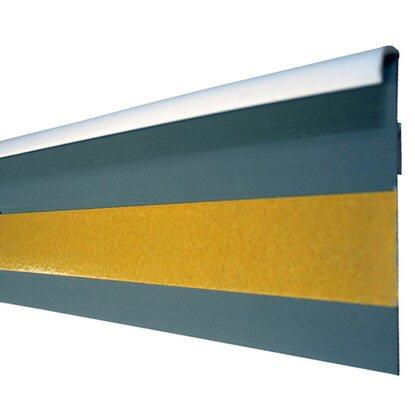 system 10 teppichleiste wei 55 mm x 10 mm l nge 2500 mm kaufen bei obi. Black Bedroom Furniture Sets. Home Design Ideas