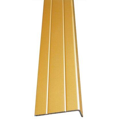 abschlussprofil selbstklebend 25 mm x 10 mm messing 1000 mm kaufen bei obi. Black Bedroom Furniture Sets. Home Design Ideas