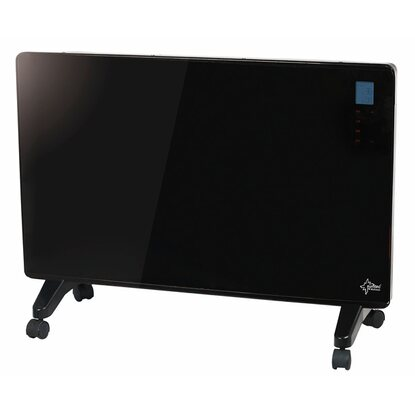 Suntec Konvektor Heat Screen 2000 Black