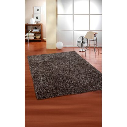 obi teppich barosa anthrazit 140 cm x 200 cm kaufen bei obi. Black Bedroom Furniture Sets. Home Design Ideas