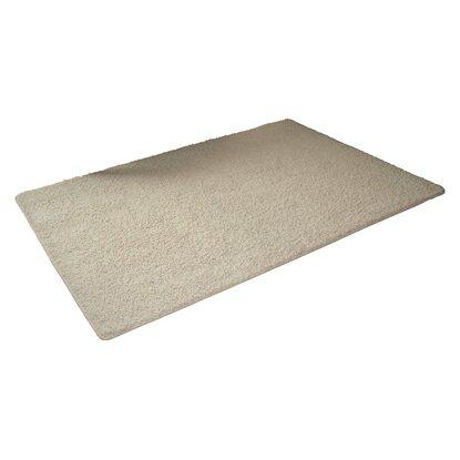hochflor teppich beige 67 cm rund kaufen bei obi. Black Bedroom Furniture Sets. Home Design Ideas