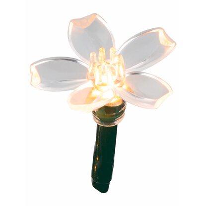 Obi led lichterkette 40 led warmwei mit wechselaufs tzen for Obi led lichterkette
