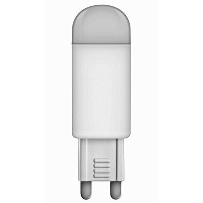 Osram LED-Lampe EEK: A+ Pin G9 / 1,9 W (140 lm) Warmweiss Matt