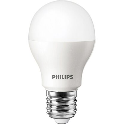 Philips LED-Glühlampe E27 / 6 W (470 lm), Warmweiß EEK: A+