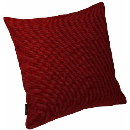 kissen mit rei verschluss london rot 40 cm x 40 cm kaufen bei obi. Black Bedroom Furniture Sets. Home Design Ideas