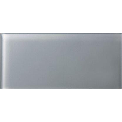 Wandfliese glas glossy grau 30 cm x 60 cm kaufen bei obi for Wandfliesen grau