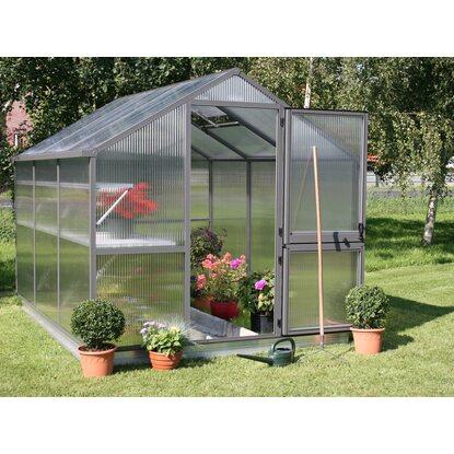 kgt gew chshaus tulpe iii hkp 16 mm anthrazitgrau kaufen bei obi. Black Bedroom Furniture Sets. Home Design Ideas