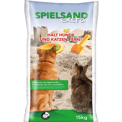 Spielsand Extra 15 kg/ Sack
