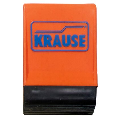 Krause Monto Traversen-Fußkappe Orange 64 mm