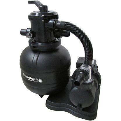 Steinbach filteranlage speed clean classic 310 bis for Sandfilteranlage obi