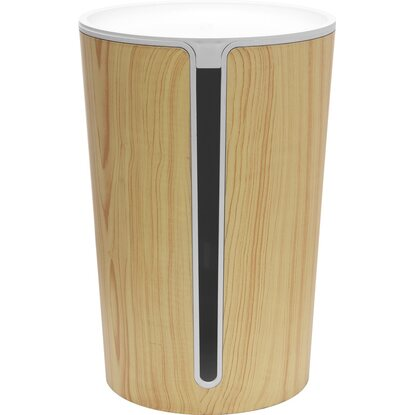 Bluelounge Cable Bin Light Wood