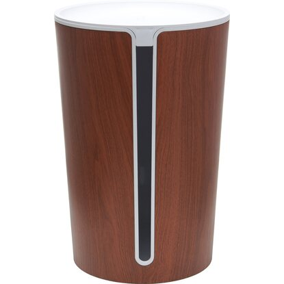 Bluelounge Cable Bin Dark Wood