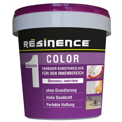 Resinence Color Farbe Perlgrau 250 ml