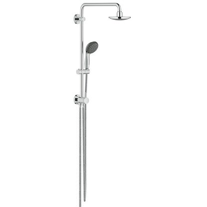 grohe duschsystem vitalio start 160 chrom 5 teilig kaufen. Black Bedroom Furniture Sets. Home Design Ideas