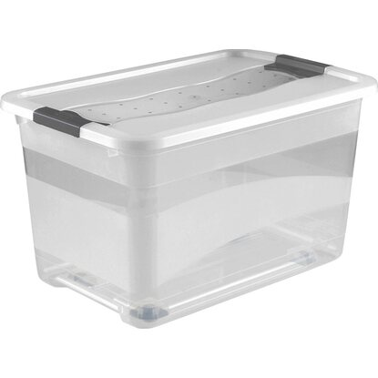 Kristallbox 52 l transparentný
