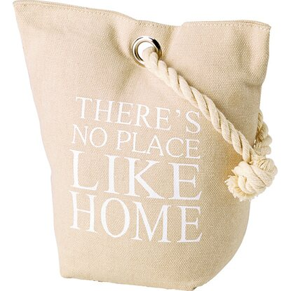 Türstopper No Place Like Home Beige