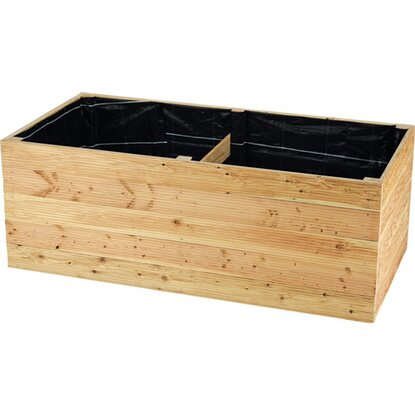 hochbeet douglasie 70 cm x 150 cm x 72 5 cm kaufen bei obi. Black Bedroom Furniture Sets. Home Design Ideas