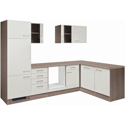 flex well exclusiv winkelk che eico 280 cm ohne e ger te. Black Bedroom Furniture Sets. Home Design Ideas
