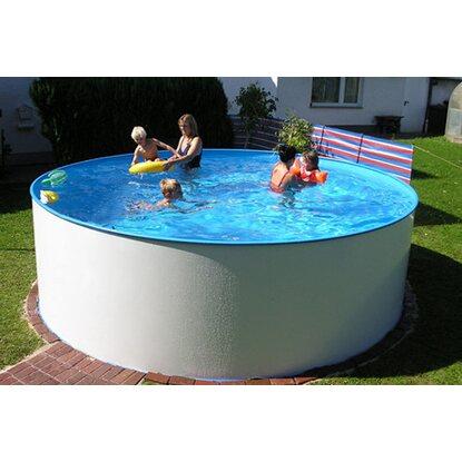 Summer fun stahlwand pool set montreal aufstellbecken for Stahlwand aufstellbecken