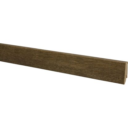 Sockelleiste Neo 2.0 Textured Oak 2400 mm x 58 mm x 19 mm