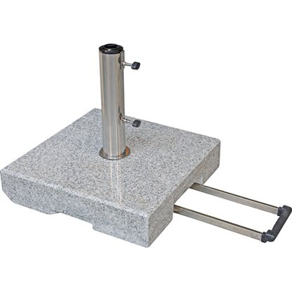 doppler granit schirmst nder trolley 50 kg kaufen bei obi. Black Bedroom Furniture Sets. Home Design Ideas