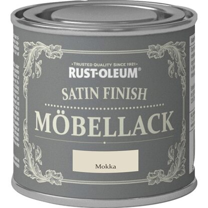 rust oleum kreidefarbe m bellack satin finish mokka. Black Bedroom Furniture Sets. Home Design Ideas