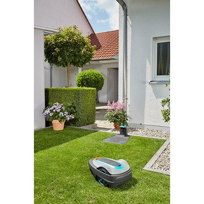 Gardena Mähroboter Smart Sileno City 500 Set inkl. Smart Gateway