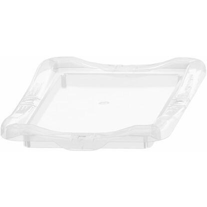 Eurobox-System Klickdeckel 20 x 15 cm Transparent