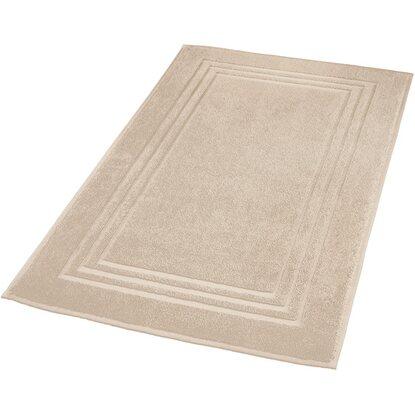 kleine wolke badvorleger lodge 50 cm x 80 cm sandbeige. Black Bedroom Furniture Sets. Home Design Ideas