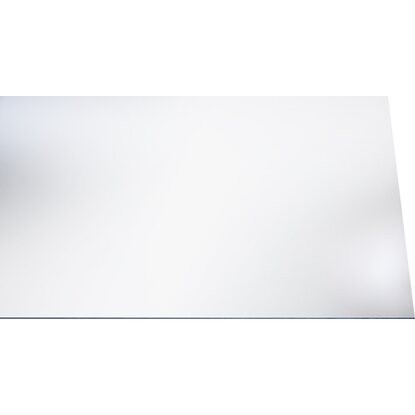 Polystyrol-Platte 5 mm glatt Transparent 1000 mm x 1000 mm