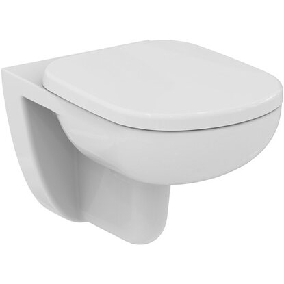 Ideal Standard WC-Komplettset Eurovit Plus Weiß