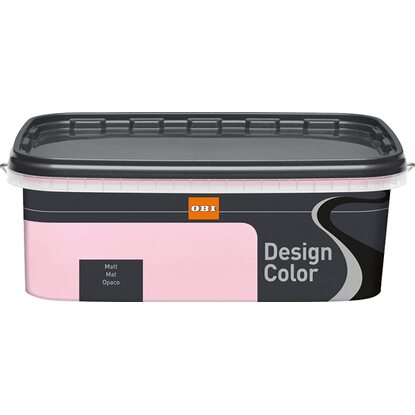 OBI Design Color Rose matt 2,5 l