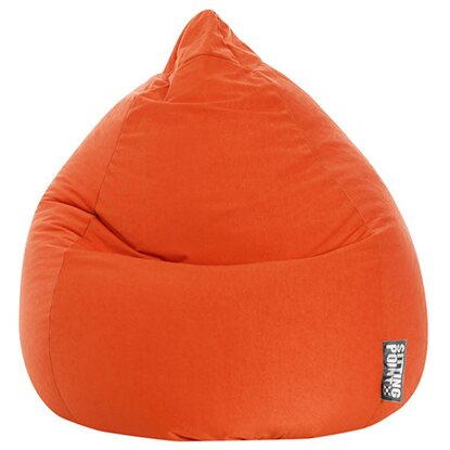 Sitting Point Sitzsack Easy 220 l Orange