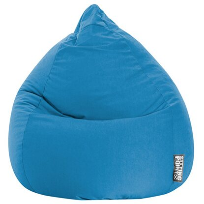 Sitting Point Sitzsack Easy 220 l Blau