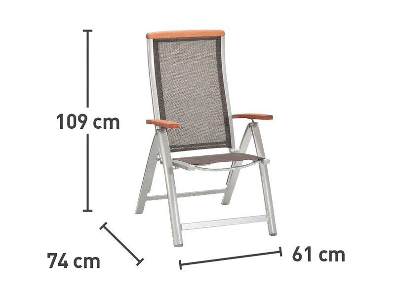 OBI Klappsessel Barrie mit Textilen-Bespannung kaufen bei OBI