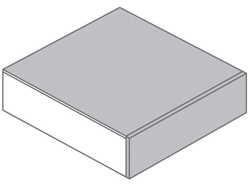 Arbeitsplatte 60 Cm X 3 9 Cm Glasgrun Mit Alukante A 505 Kaufen