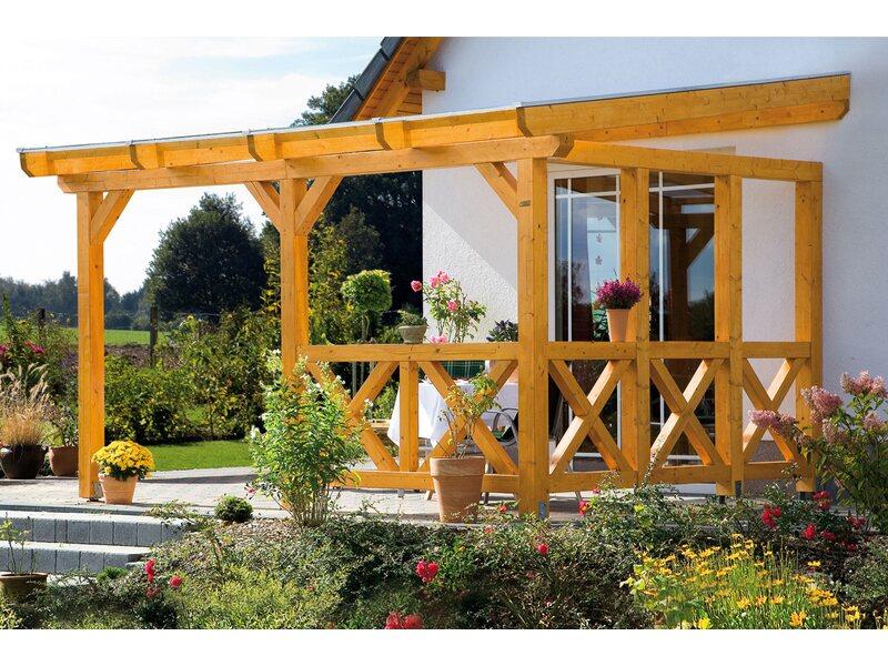 Skanholz Terrassenüberdachung Freistehend ~ Terrassenüberdachung online kaufen bei obi