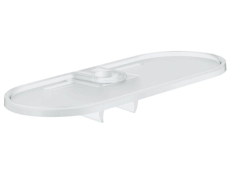 grohe seifenschale vitalio universal acryl kaufen bei obi. Black Bedroom Furniture Sets. Home Design Ideas