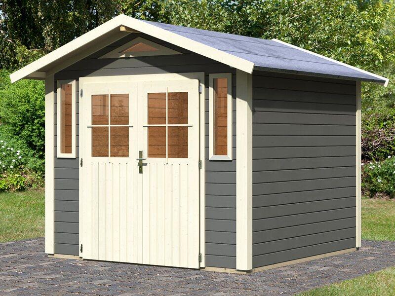 gartenhaus 1 50 2 00 dw91 hitoiro. Black Bedroom Furniture Sets. Home Design Ideas
