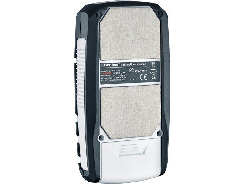 Laser Entfernungsmesser Laserliner : Laserliner messgerät moisturefinder compact kaufen bei obi
