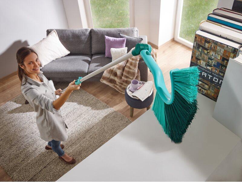 Leifheit wand und deckenbesen dusty handgerät kaufen bei obi