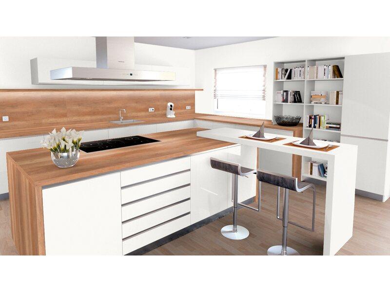 Schön Farbe Der Küchenplatte Nach Vastu Zeitgenössisch - Küchen ...