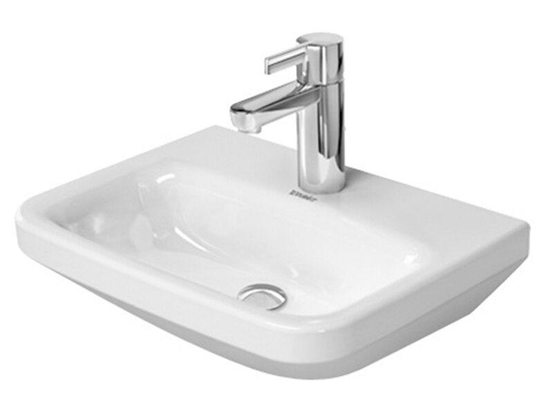 Duravit Handwaschbecken 45 Cm Durastyle Weiss Kaufen Bei Obi