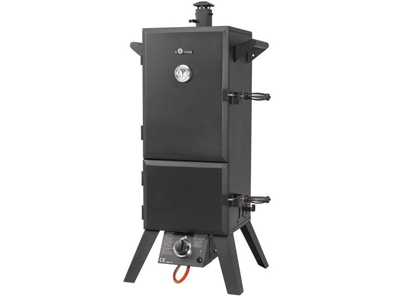 Rösle Gasgrill Xl : El fuego gasgrill smoker portland xl ca. 64 x 127 5 x 50 cm kaufen