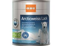 obi arctic wei lack seidenmatt 375 ml kaufen bei obi. Black Bedroom Furniture Sets. Home Design Ideas