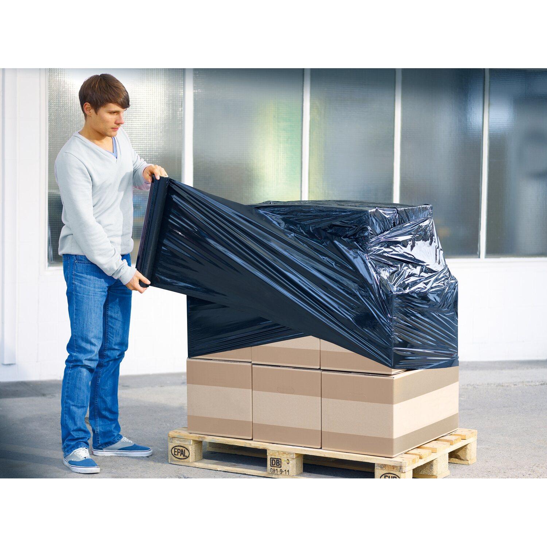 LUX Stretchfolie 120 M X 05 Schwarz Kaufen Bei OBI