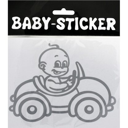 Baby Sticker-Boy